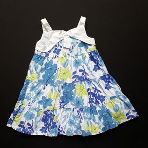 Janie & Jack Santorini Island Girls Dress